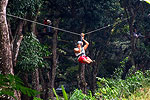 Zip Line Tours - Jalcomulco